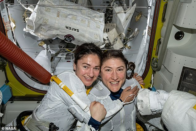 NASA's First All-Female Spacewalk Has Been Successfully Accomplished