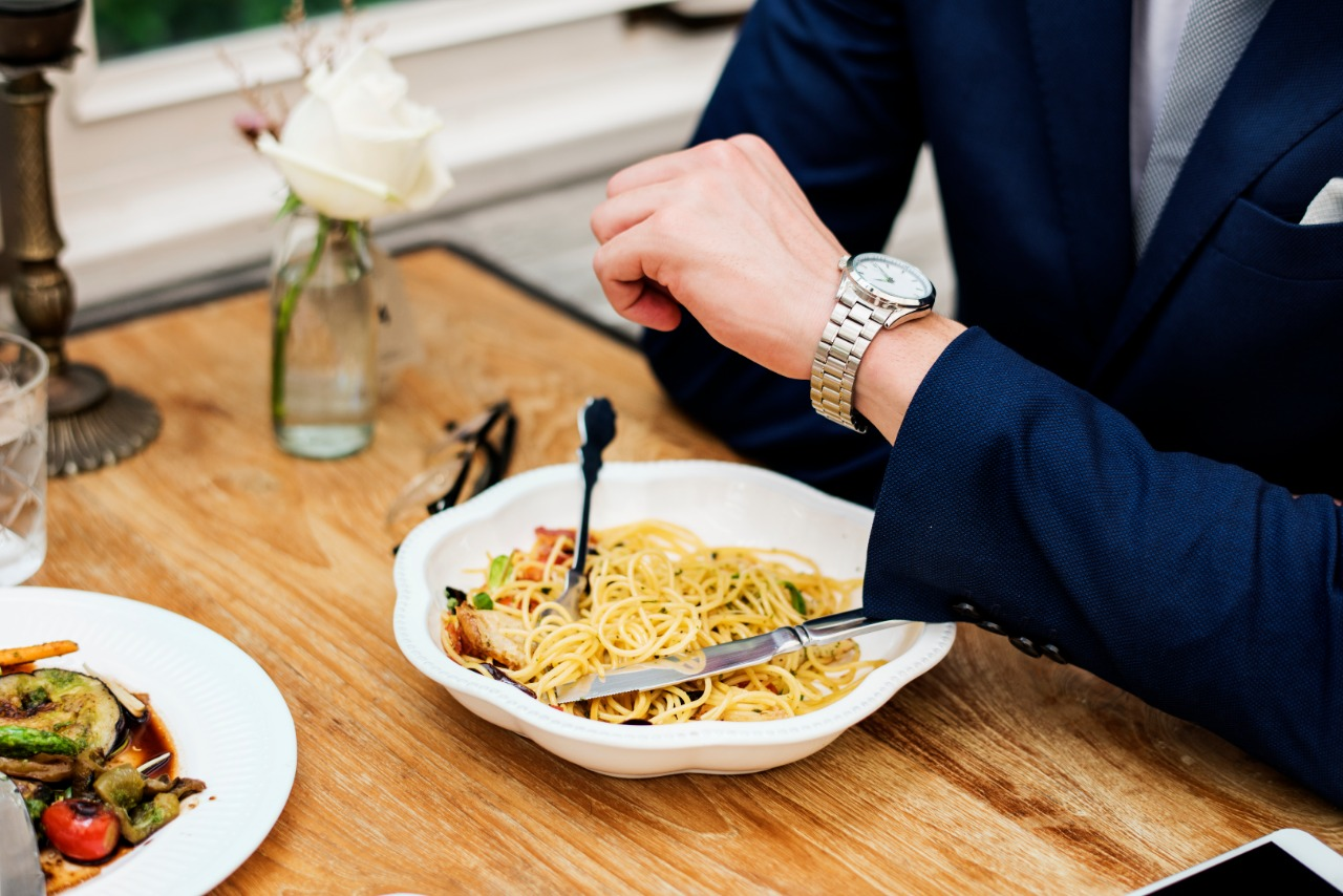 The Timings Of Meal Matter More Than What Is Intake