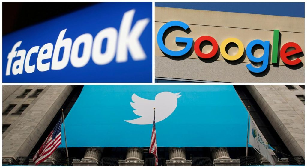 Twitter, Google, Facebook Asked To Do More To Fight Fake News