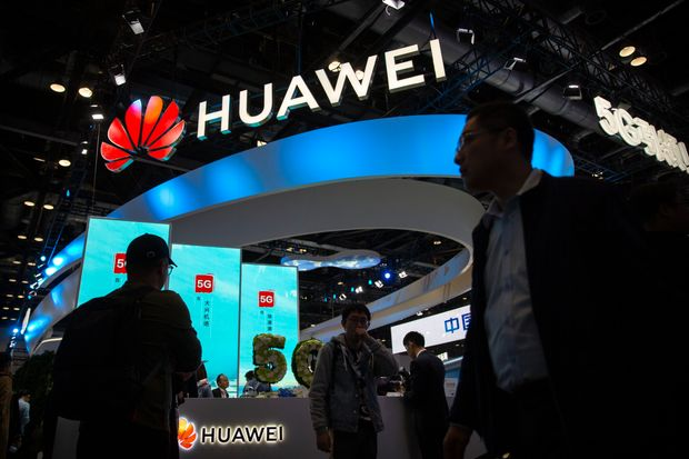Huawei planning legal action new FCC regulations.