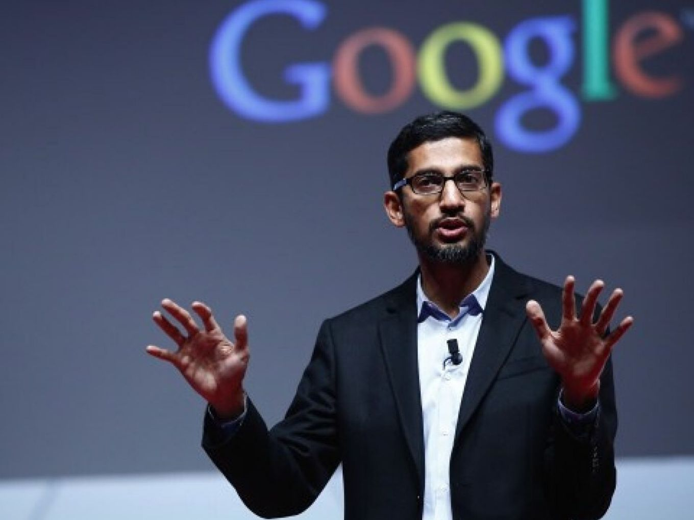 Sundar Pichai The New CEO of Alphabet; Brin And PageStep Away