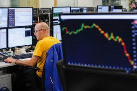 Sterling falls below $1.30 on Monday Morning
