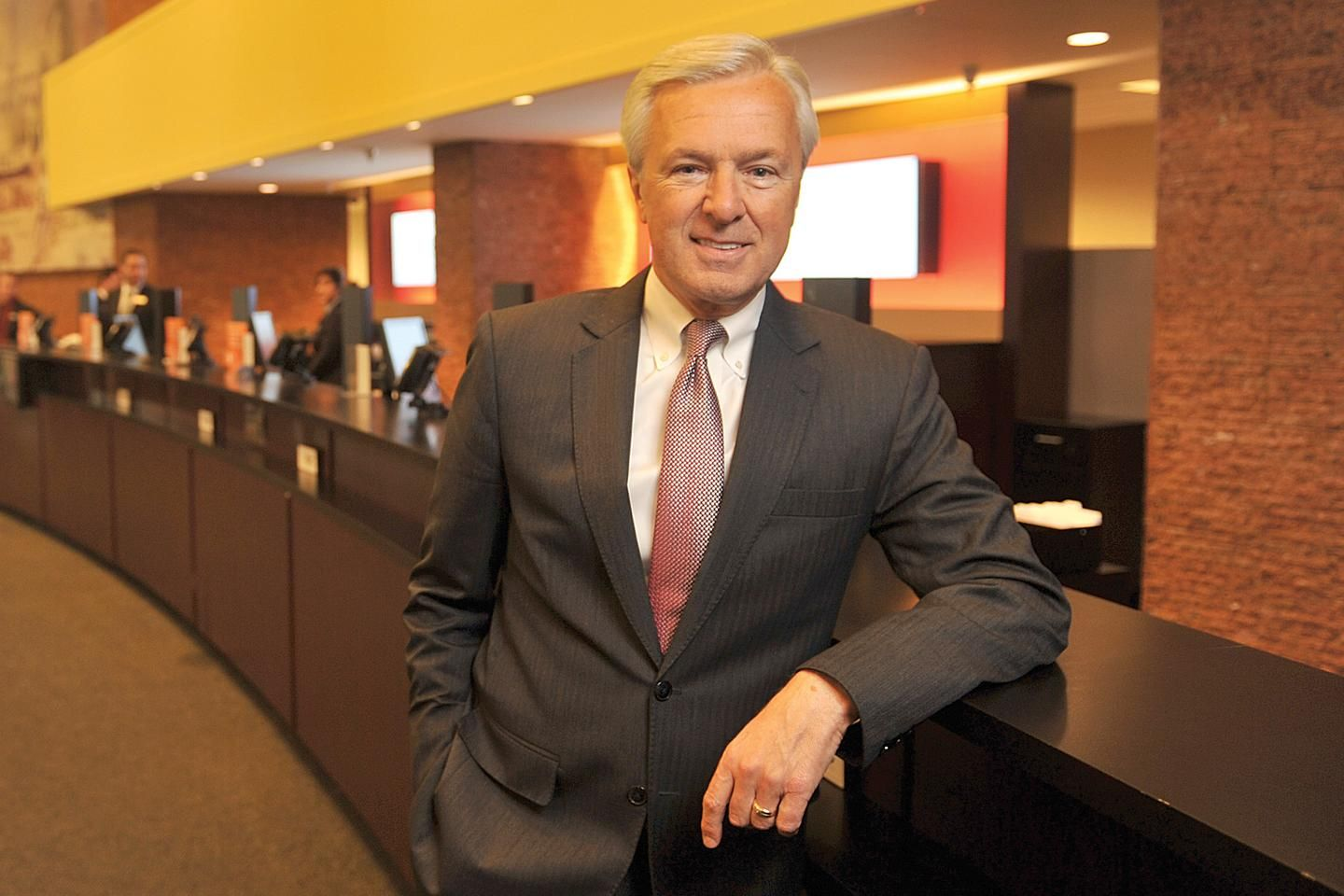 Wells Fargo CEO Banned From Banking, To Pay $17.5 Million In Fines