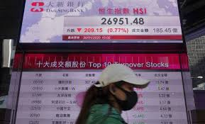 Stocks fall on Thursday with Coronavirus outbreak